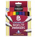 Sargent Art Washable Broad Tip Markers