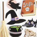 Jolee\u0027s Boutique Dimensional Stickers-Witches