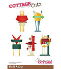 CottageCutz Die-Build-A-Sign 1.3\u0022X2.4\u0022