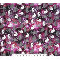 Super Snuggle Flannel Fabric-Kitties in Space