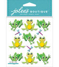 Jolee\u0027s Boutique Dimensional Stickers-Cutesy Frogs
