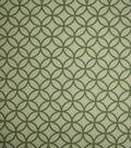 Home Essentials Lightweight Decor Fabric 45\u0022-Geo Green