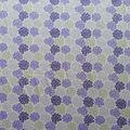 Soft & Comfy Fleece Fabric-Purple & Gray Cloudburst