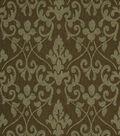Home Decor 8\u0022x8\u0022 Fabric Swatch-Robert Allen Lisbon Damask Haze