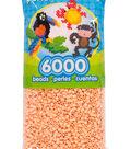Perler 6000 Count Bead Bag-Sand
