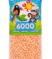 Perler 6000 Count Bead Bag-Sand, , hi-res