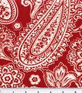 Home Essentials Lightweight Decor Fabric 45\u0022-Dana/Red