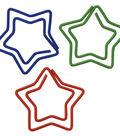 Baumgartens 1\u0022 Paper Clips-Star