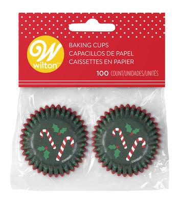 Wilton 100ct Mini Baking Cups-Traditional