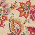 Waverly Upholstery Fabric 54\u0027\u0027-Masala Sri Lanka Rose