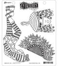 Dyan Reaveley\u0027s Dylusions Cling Stamp Collections-Sunshine Girl