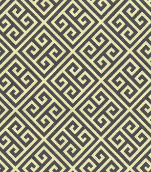 "Waverly Upholstery Fabric 54""-Low Key/Onyx"