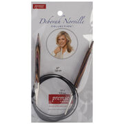 Deborah Norville Fixed Circular Needles 47'' Size 11/8.0mm, , hi-res
