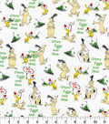 Dr. Seuss Cotton Fabric-Green Eggs and Ham