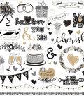We Do Stickers 12\u0022X12\u0022-Elements