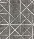 Home Essentials Lightweight Decor Fabric 45\u0027\u0027-Onyx Paytah