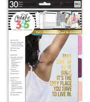 The Happy Planner Fitness Edition Expansion Pack, , hi-res