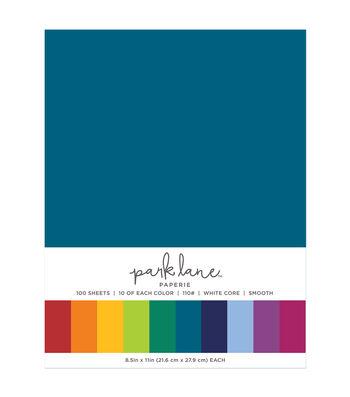 Park Lane 100 pk 8.5''x11'' Value Papers-Jewels