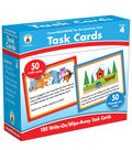 Task Cards Learning Cards 100ct Grade 4