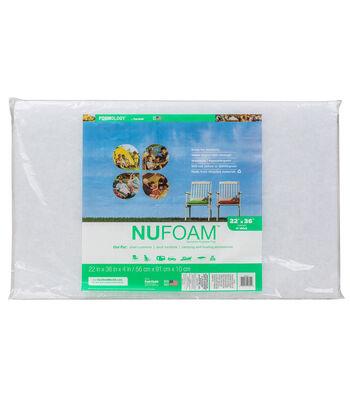 """NuFoam Pad - 22"""" x 36"""" x 4"""" thick"""