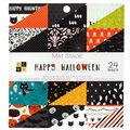 DCWV 6\u0022x6\u0022 Paper Stack-Happy Halloween