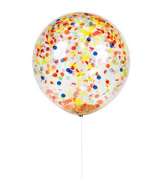 Balloon Kit-Rainbow Confetti