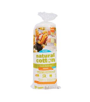 Soft & Toasty Medium Natural Cotton Batting