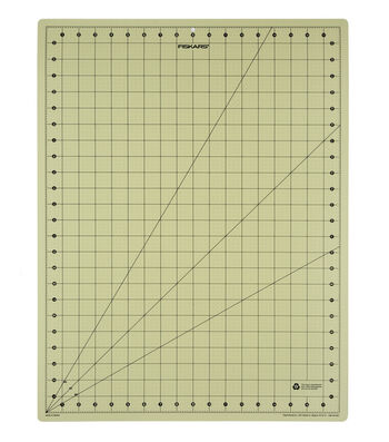 "Fiskars 18"" X 24"" Self Healing Cutting Mat"