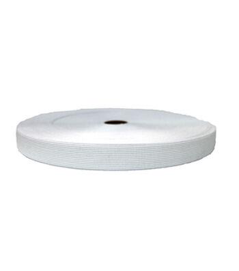 "Pellon 1"" x 50yd Roll  Knit Elastic- White"