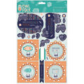 Papermania Owl Folk A4 Decoupage Pack-Birds Of A Feather