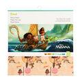 Cricut 6 pk 12\u0027\u0027x12\u0027\u0027 Disney Moana Born to Voyage Deluxe Papers