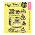 Waffle Flower Crafts Clear Stamps 3\u0022X4\u0022-Sweet Treats
