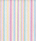 Valori Wells Cotton Fabric-Stripe Multi