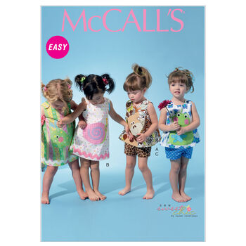 McCall's Infants Casual-M6541