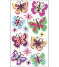 Jolee\u0027s Boutique Le Grande Dimensional Stickers-Paisley Butterflies