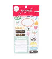 American Crafts Journal Studio Sticker Book Amy Tangerine Memories, , hi-res