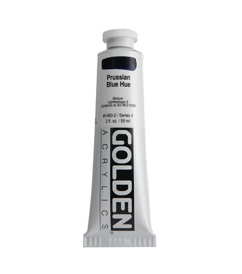 Golden Heavy Body Acrylic Paint 2oz.