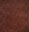 Home Decor 8\u0022x8\u0022 Fabric Swatch-Jaclyn Smith Internet Wild Berry