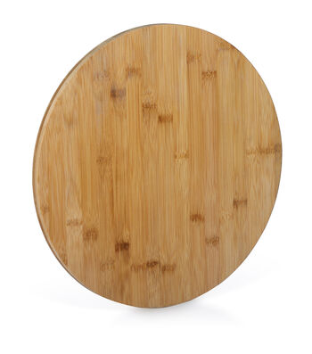 Save the Date 14'' Bamboo Cake Plate