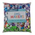 Little Makers Bulk Mini Alphabet Adhesive All Colors 6.5O