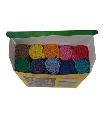 Crayola® Box of 10 Fat Eighths-Original Colors