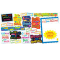 Scholastic Our Bully Free Classroom Bulletin Board Set, 2 Sets