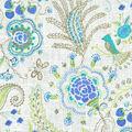 Dena Upholstery 8x8 Fabric Swatch-Hidden Charms/Tidepool