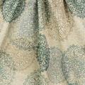 Optimum Performance Room Darkening Fabric 54\u0027\u0027-Peacock Medallion