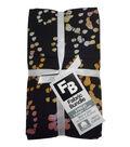 Fat Quarter Bundle Cotton Batik Fabric 18\u0027\u0027-Warm Tie Dye
