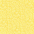 Keepsake Calico Cotton Fabric-Yellow Small Daisy