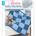 Timeless Baby Blankets-Mary Maxim Book