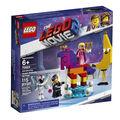 LEGO Movie Introducing Queen Watevra Wa\u0027Nabi