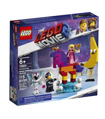 LEGO Movie Introducing Queen Watevra Wa'Nabi