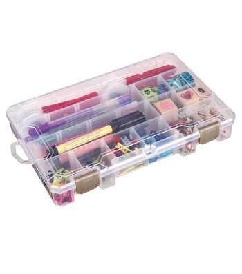 ArtBin Solutions Box 6-12 Compartments-Translucent